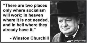 socialism is hell